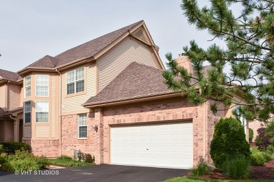 Palos Heights Condo/Townhouse For Sale: 3305 Spyglass Circle