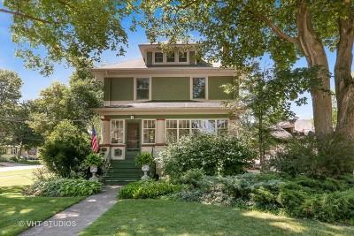 Wheaton Single Family Home Price Change: 904 North Wheaton Avenue