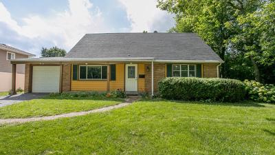Hoffman Estates Single Family Home For Sale: 1990 Ashley Road