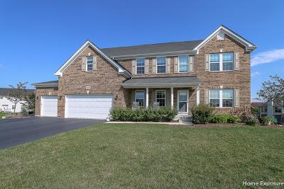 Plainfield Single Family Home Price Change: 13205 Wildwood Place
