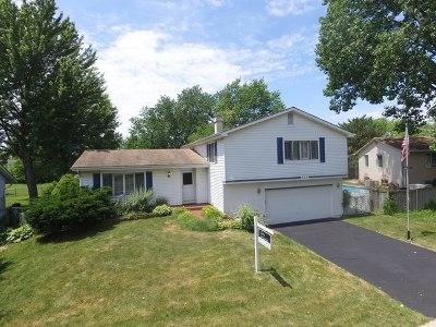 Bartlett Single Family Home New: 844 Coral Avenue