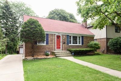 La Grange Single Family Home For Sale: 741 8th Avenue