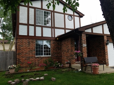 Roselle Condo/Townhouse New: 118 Morningside Drive #A
