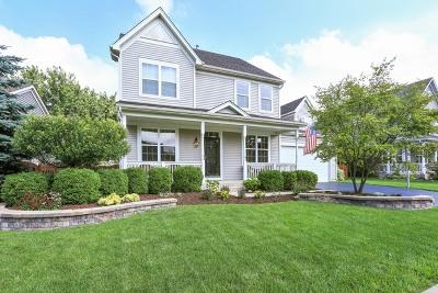 Foxford Hills Single Family Home Contingent: 372 Oakmont Drive