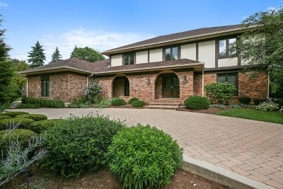 Oak Brook Single Family Home For Sale: 38 Devonshire Drive