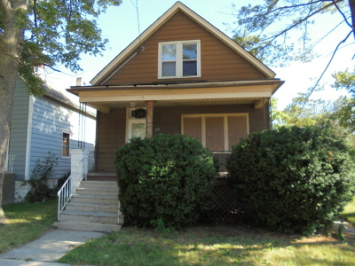Single Family Home For Sale: 27 East 138th Street