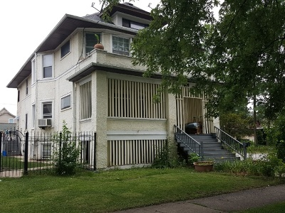 Maywood Multi Family Home For Sale: 618 North 4th Avenue