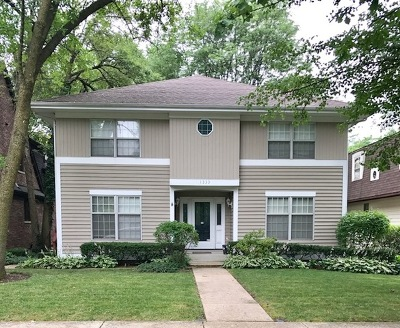 Western Springs Single Family Home Contingent: 1333 Walnut Street