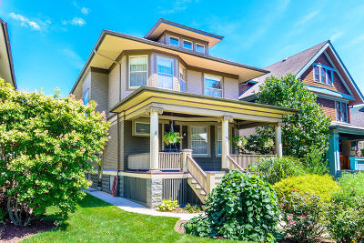 Oak Park Single Family Home Contingent: 612 South Kenilworth Avenue