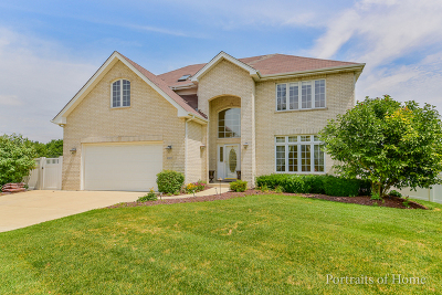 Downers Grove Single Family Home For Sale: 6327 Davane Court