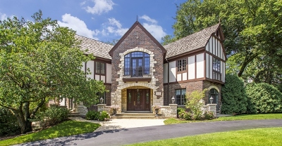 Hinsdale Single Family Home For Sale: 302 North Adams Street