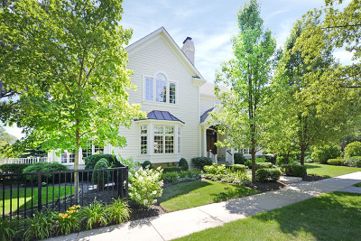Wilmette Single Family Home For Sale: 100 14th Street