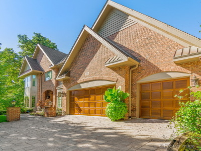 Downers Grove Single Family Home Price Change: 3640 Fairview Avenue