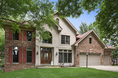 Hinsdale Single Family Home Price Change: 710 North Oak Street
