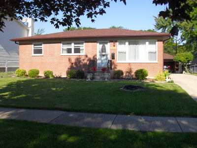Mount Prospect Single Family Home For Sale: 1427 South Birch Drive South