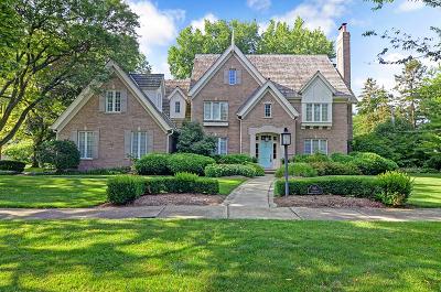 Hinsdale Single Family Home For Sale: 100 Springlake Avenue