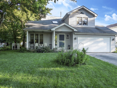 McHenry Single Family Home For Sale: 905 West Plum Street