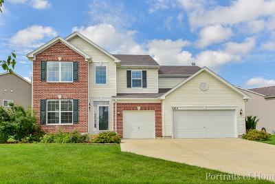 Shorewood Single Family Home For Sale: 1113 Trillium Lane