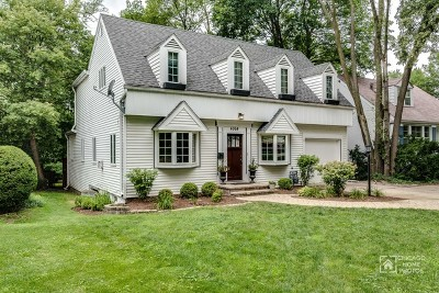 Western Springs Single Family Home For Sale: 4064 Western Avenue