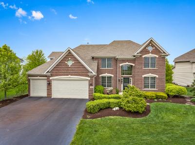 Geneva Single Family Home For Sale: 3405 Wild Prairie Lane
