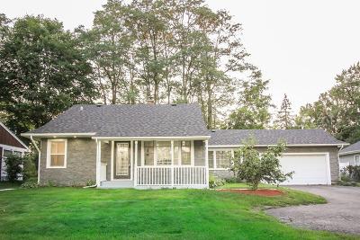 Clarendon Hills Single Family Home Contingent: 5632 Virginia Avenue