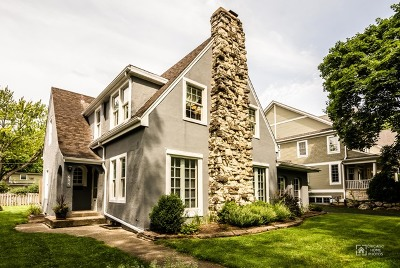 Naperville Single Family Home Contingent: 655 North Webster Street