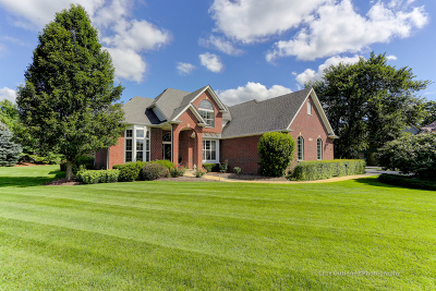 Hampshire Single Family Home Contingent: 15n801 Pheasant Fields Lane