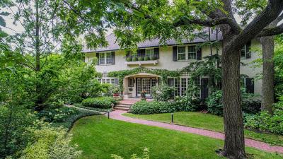 La Grange Single Family Home For Sale: 200 South Waiola Avenue