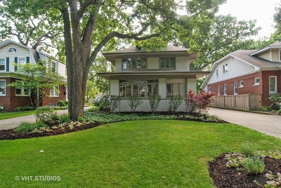 River Forest Single Family Home For Sale: 939 Forest Avenue