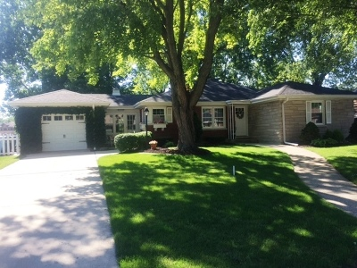 South Holland IL Single Family Home For Sale: $199,900