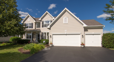 Crystal Lake Single Family Home Contingent: 1672 Driftwood Lane