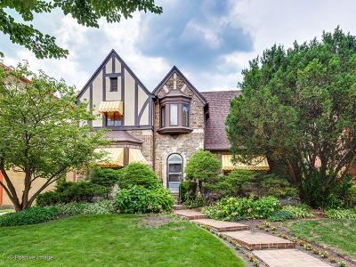 Oak Park Single Family Home Contingent: 1117 Columbian Avenue