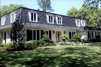 Palos Park Single Family Home For Sale: 3 Partridge Lane