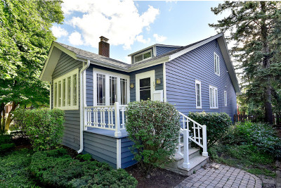 Elmhurst Single Family Home For Sale: 265 North Illinois Street