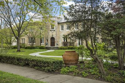 Wilmette Single Family Home For Sale: 803 Michigan Avenue
