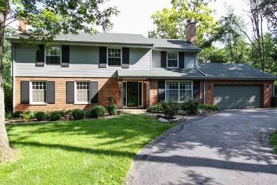 Woodstock Single Family Home For Sale: 10305 Fairway Lane