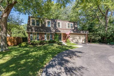 Glen Ellyn Single Family Home For Sale: 86 North Main Street