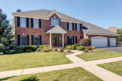 St. Charles Single Family Home For Sale: 40w336 Laura Ingalls Wilder Road