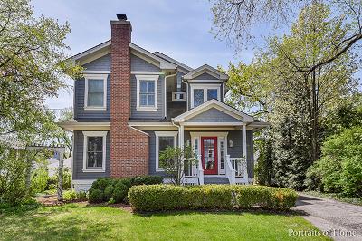 Wheaton Single Family Home For Sale: 220 West Madison Avenue