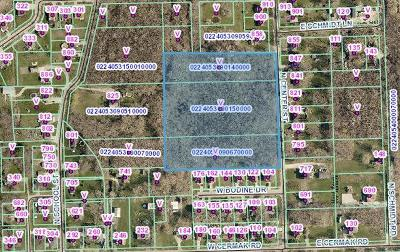 Braidwood Residential Lots & Land For Sale: 800 North Center Street
