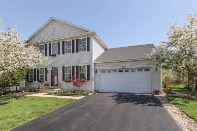 Foxford Hills Single Family Home Contingent: 394 Oakmont Drive