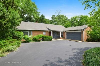 Highland Park Single Family Home Contingent: 790 Kimballwood Lane