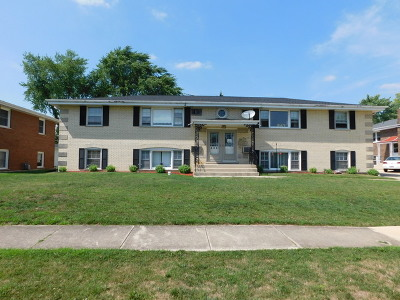 Lockport Multi Family Home Contingent: 626 East 3rd Street