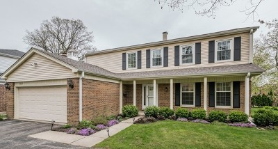 Highland Park Single Family Home For Sale: 1357 Green Bay Road