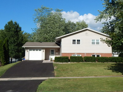 Woodridge Single Family Home Contingent: 6433 Marshall Drive