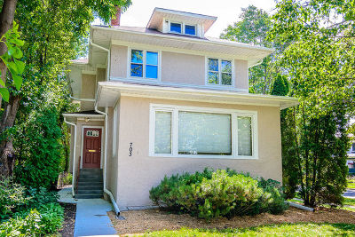 River Forest Single Family Home Contingent: 703 Bonnie Brae Place