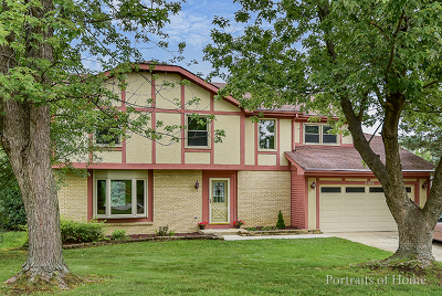 Lisle Single Family Home For Sale: 2182 Carriage Hill Road