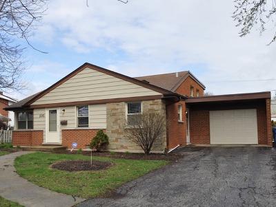 Elmhurst Single Family Home For Sale: 395 East Park Avenue