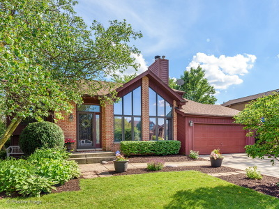 Woodridge Single Family Home Contingent: 1253 Golf View Drive