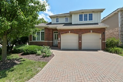 Willowbrook Single Family Home Contingent: 6401 Emerald Court